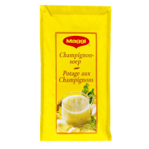 Nestlé Maggi soupe au champignon 6x1kg Distributeur Automatique