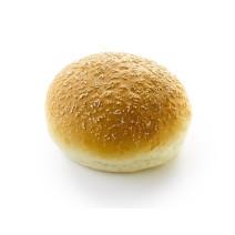Mini Hamburger Bun 6cm Rustique 126x27gr Pastridor 1818