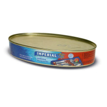 Pilchards tomatensaus 0.5l imperial