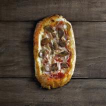 Pizzella Prosciutto 12x220gr Rined Surgelé