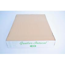 Placemats zand 30x39cm 500st Gautier Intocel