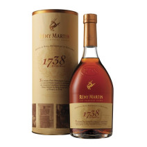 Cognac Remy Martin Accord Royal 1738 70cl 40% Etui