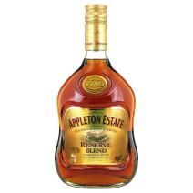Rhum Appleton Estate Reserve Blend 70cl 40% Jamaica