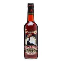 Rhum Gosling's Black Seal 70cl 40% Bermuda
