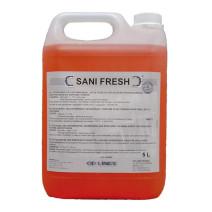 Sanifresh Nettoyant Sanitaire 5L Cid Lines