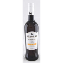 Sherry osborne pale dry fino 75cl 15%
