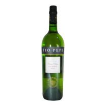 Sherry Tio Pepe Fino Dry 1 Litre 15% Gonzalez Byass