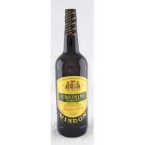 Sherry Wisdom & Warter Fino Palma Pale & Dry 1L 15%