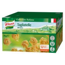 Knorr pates tagliatelli all'uovo 3kg collezione italiana