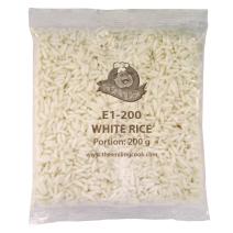 The Smiling Cook Riz blanc IQF 25x200gr portions Pates Congelées D'Lis Food