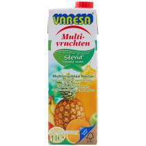 Varesa Nectar Multi fruits Stevia 1L Brick