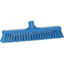 Vikan balai bleu fibres dur et souples 40cm