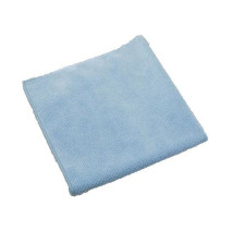 Vileda MicroTuff Plus bleu 38x38cm 5pc Lavette Microfibre