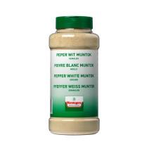 Verstegen Poivre Blanc Muntok Moulue 500gr en pot PET