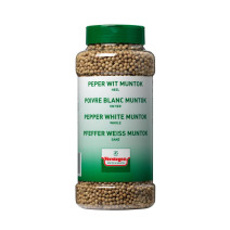 Verstegen Poivre Blanc Muntok Entier 660gr en pot PET