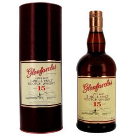 Glenfarclas 15 ans d'age 70cl 40% Highland Single Malt Whisky Ecosse