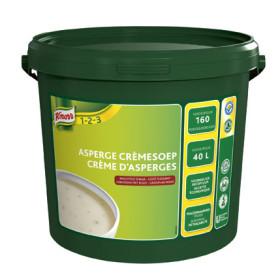 Knorr potage creme d'asperges 10kg poudre