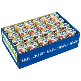 Hero Stevia confiture assortiment 120x25gr Portions Individuelles