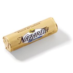 Nazareth beurre sans sel 250gr rouleau