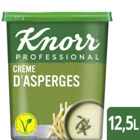 Knorr potage creme d' asperges 1.125kg Professional