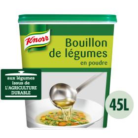 Knorr Gastronom bouillon de legumes en poudre 900gr