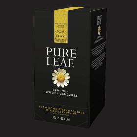 Pure Leaf Thé Infusion Camomille 20 sachets