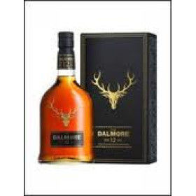 The Dalmore 12 ans d'age 70cl 40% Highlands Single Malt Whisky Ecosse
