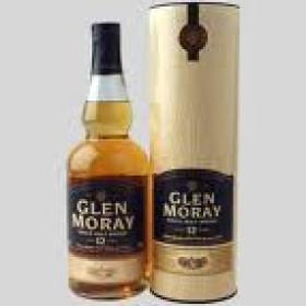 Glen Moray 12 Ans d'Age 70cl 40% Speyside Single Malt Whisky Ecosse