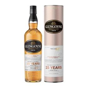 Glengoyne 15 Ans 70cl 43% Highland Single Malt Whisky Ecosse