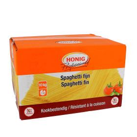 Honig pates spaghetti fin 10kg Professional résistant à la cuisson