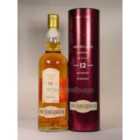 Inchmurrin 12 Ans d'Age 70cl 40% Highland Single Malt Whisky Ecosse