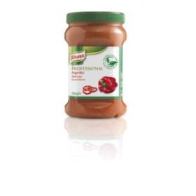 Knorr purée d'épices de poivron 750gr Professional