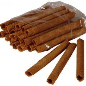 Cigarettes Artisanals Biscuit poiur glace  120pc DV Foods