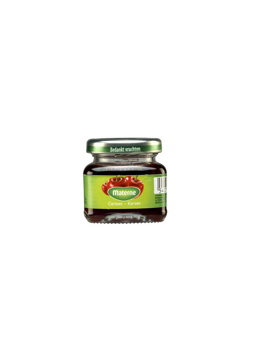 Materne Cherries Jam 28gr