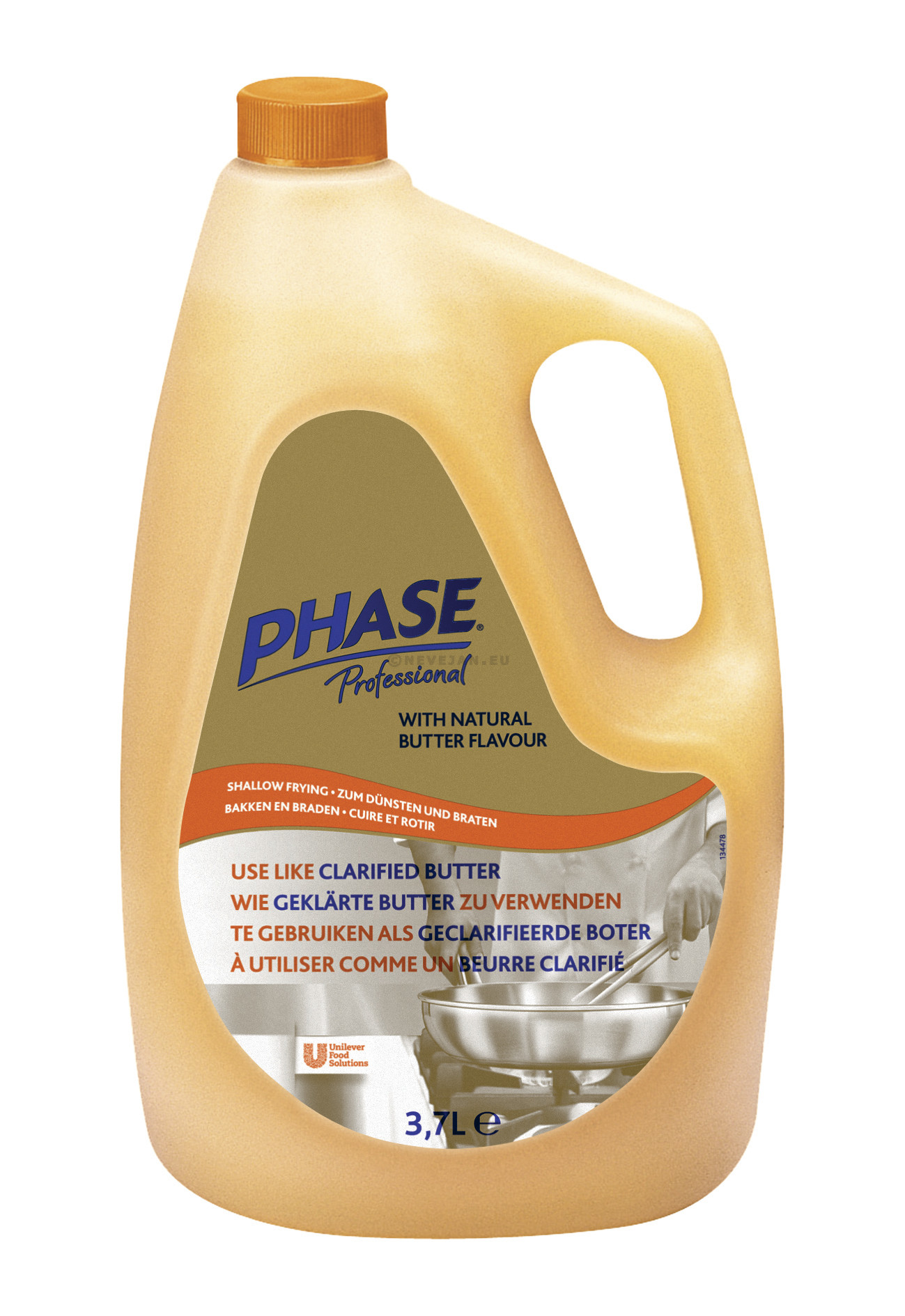 Phase Butter Flavour 3.7L
