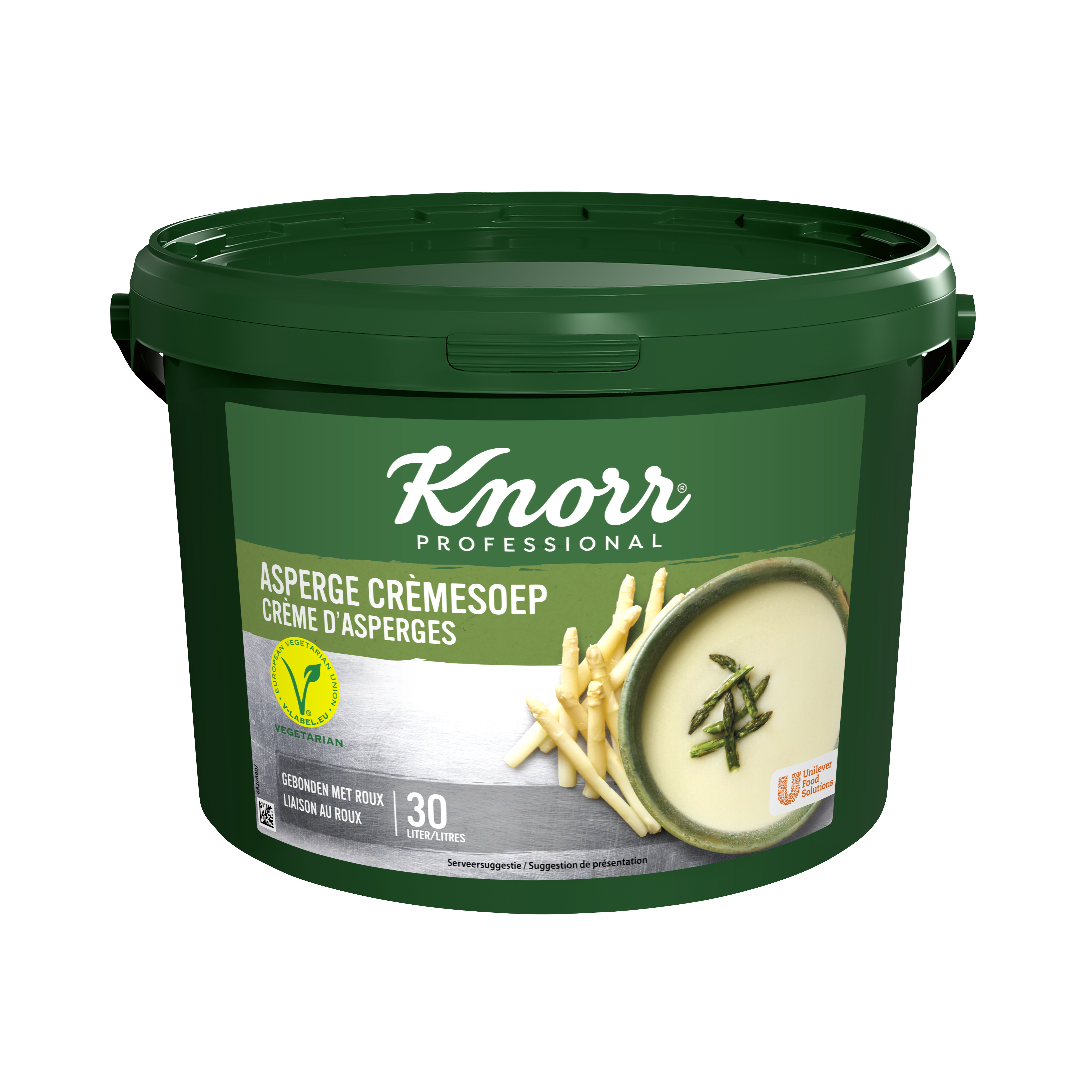 Knorr Professional soup cream of asparagus 2.7kg