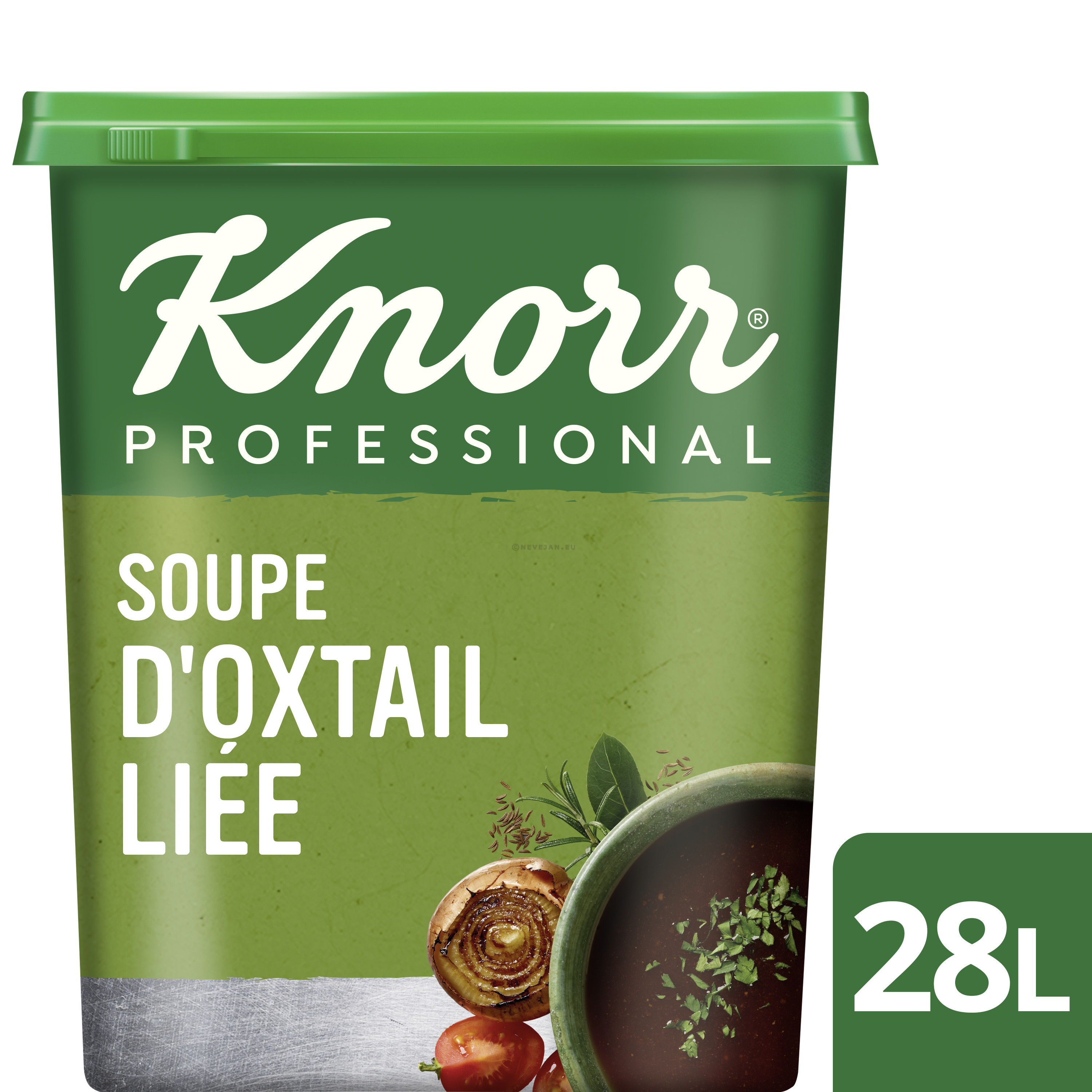 Knorr Soup oxtail 1.26kg easy soups