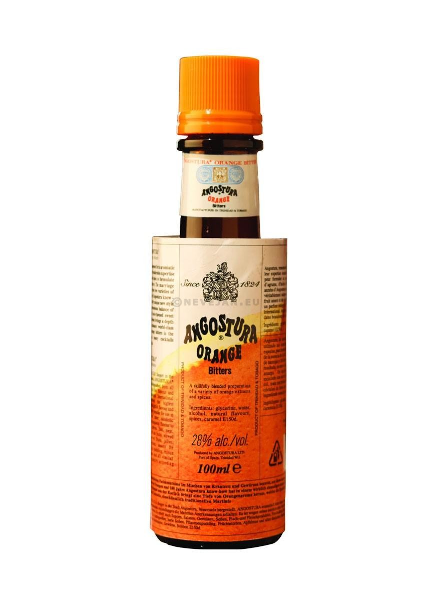 Angostura Orange Aromatic Bitters 10cl 28%