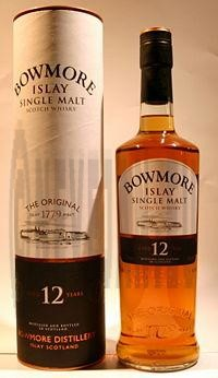 Bowmore 12 Years Old 70cl 40% Islay Single Malt Scotch Whisky