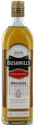 Bushmills Original 1L 40% Blended Irish Whiskey