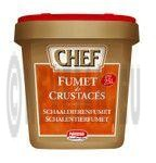 Chef Shellfish Stock dehydrated 900gr Nestlé Professional