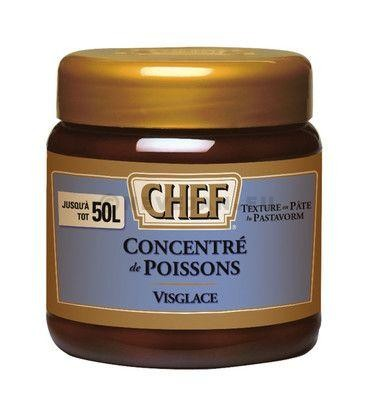 Chef Fish concentrate paste 500gr Nestlé Professional