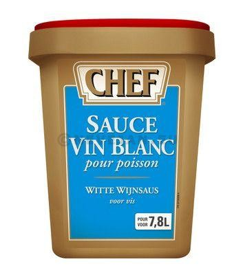 Chef White Wine Sauce Dehydrated 1190gr Nestlé Professional