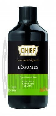 Chef Concentrated vegetables Fond 1L