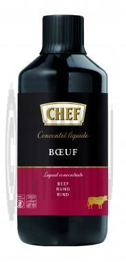 Chef Concentrated Beef Fond 1L