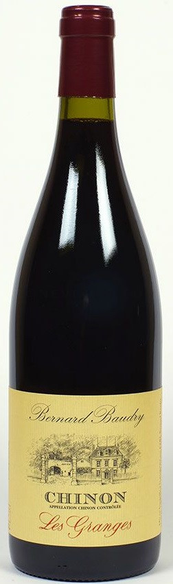 Chinon rood Les Granges 75cl Domaine Bernard Baudry