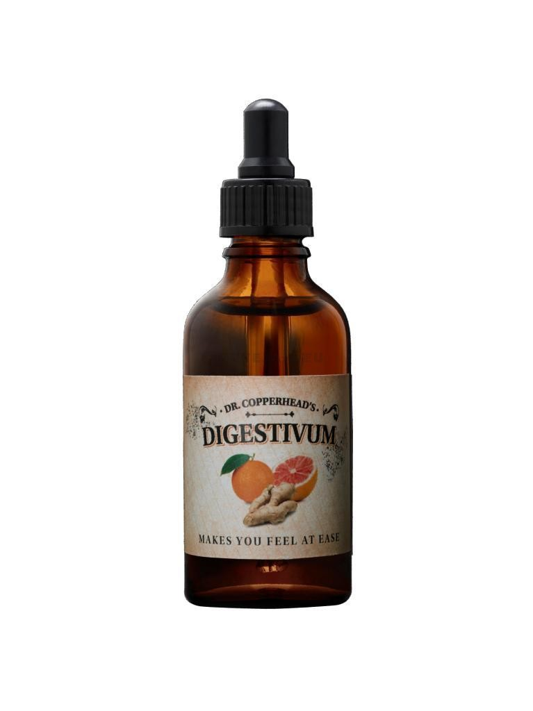 Digestivum Blend for Copperhead Gin 50ml 77% Belgium