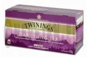 Twinings Tea Darjeeling 25 tea bags