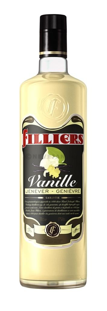 Filliers vanilla cream jenever 70cl 17%