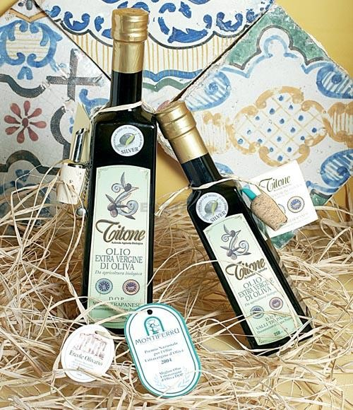 Extra Virgin Olive Oil 50cl Titone Italie